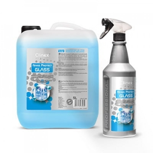 Clinex NP Glass 5l - Nanopreparat do mycia szyb